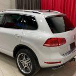АВТОМОБИЛЬ ПРОДАН 10 ФЕВРАЛЯ 2021! Volkswagen Touareg TDI, 2011 год — ДИЗЕЛЬ!!! 8 ступенчатая Коробка Автомат!!! Комплектация — Comfort Black EDI Пробег 188,000 км!!! full